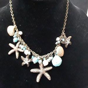 PURE Jewelry - Starfish Bead Necklace